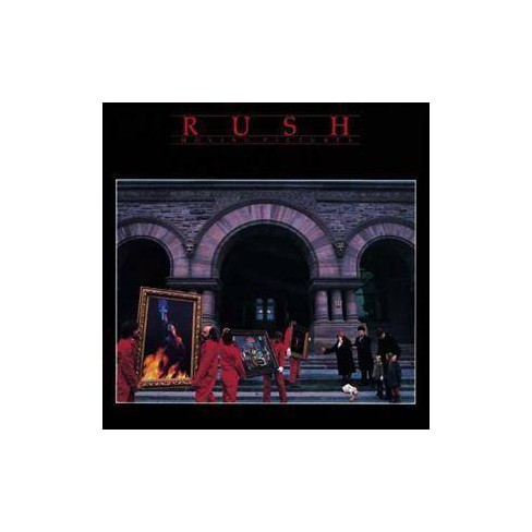 Rush - Moving Pictures (Vinyl) - image 1 of 1