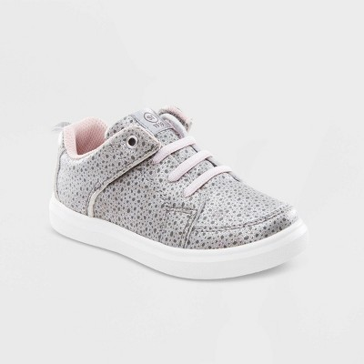 Toddler Girls' Surprize by Stride Rite Cutler Leopard Print Apparel Sneakers