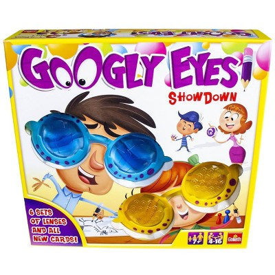 Goliath Googly Eyes Showdown Board Game