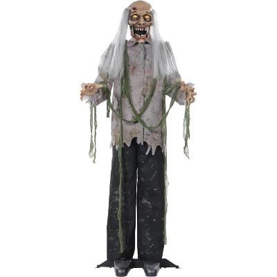 """60"""" Halloween Zombie Prop"""