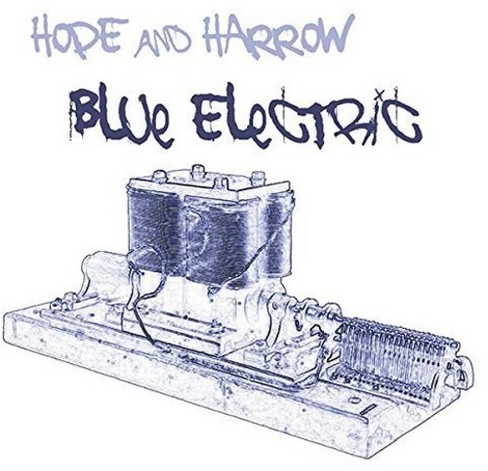 Peter Hope - Blue Electric (CD) - image 1 of 1