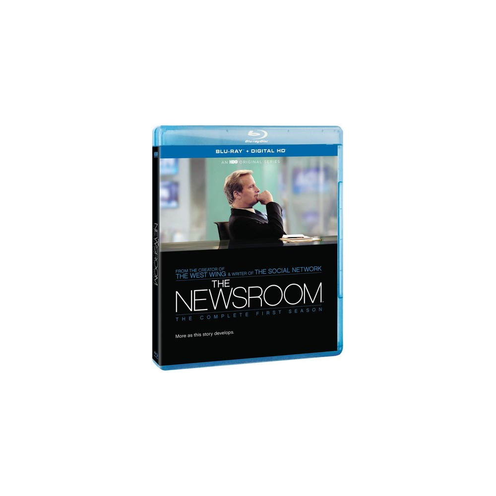 Newsroom:Complete First Season (Includes Ultraviolet) (Blu-ray)