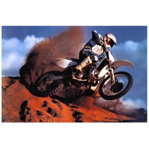 Art.com - Motocross Framed Poster - image 1 of 2