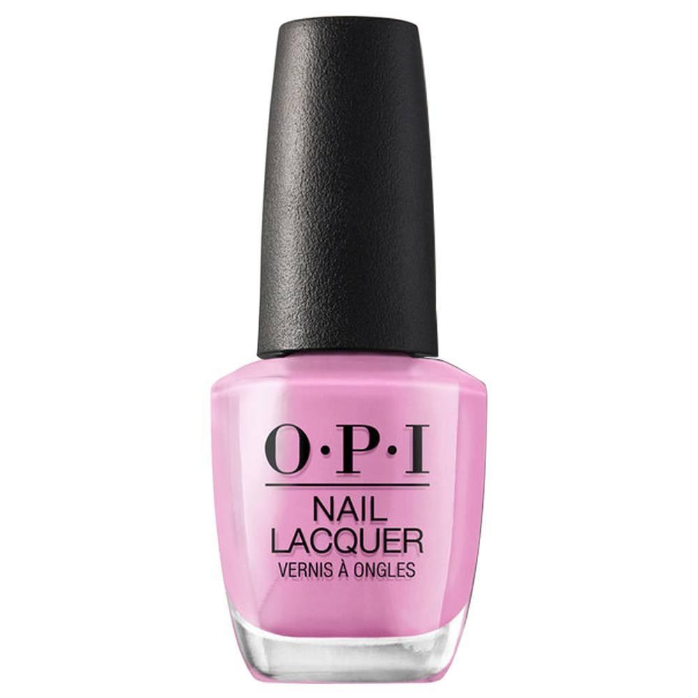 Opi Nail Lacquer Lucky Lavender 0 5 Fl Oz