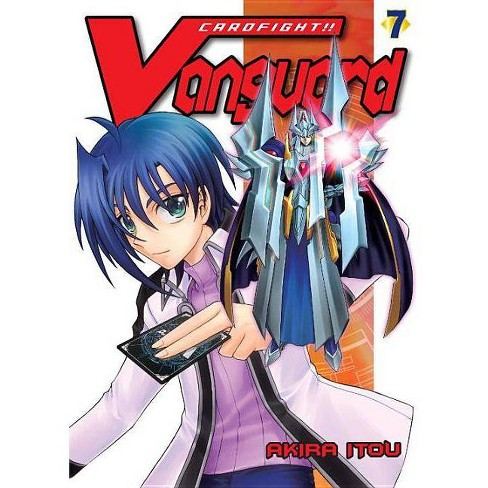 Cardfight!! Vanguard, Volume 7 - (Cardfight Vanguard) by  Akira Itou (Paperback) - image 1 of 1