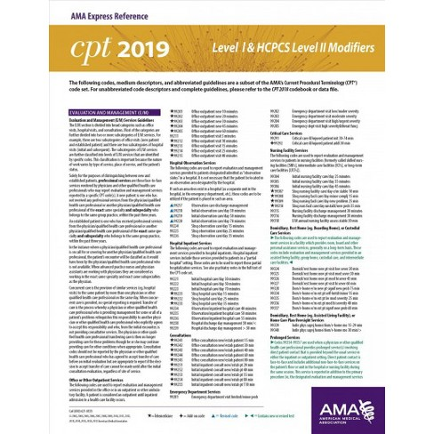 x ray cpt codes 2019