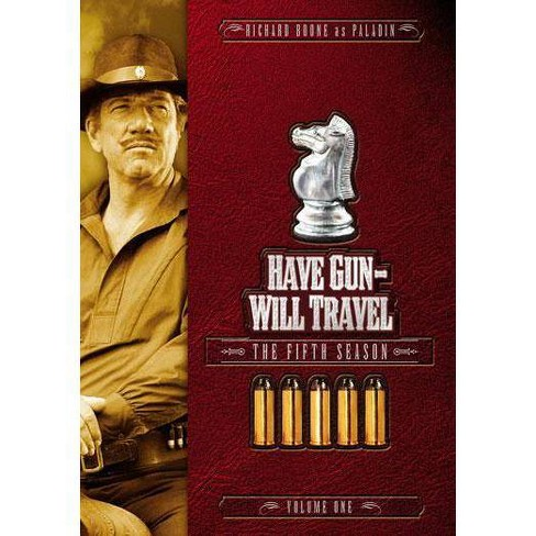 Have Gun, Will Travel: The Fifth Season, Volume 1 (DVD) - image 1 of 1