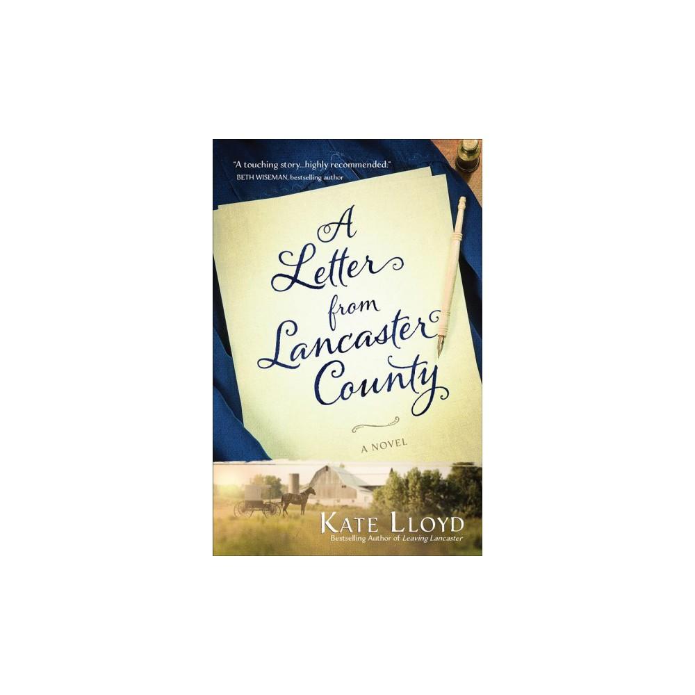 Letter from Lancaster County (Paperback) (Kate Lloyd)