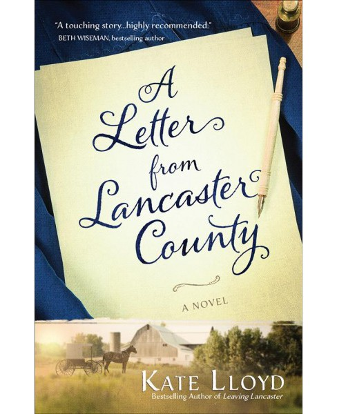 Letter from Lancaster County (Paperback) (Kate Lloyd) - image 1 of 1