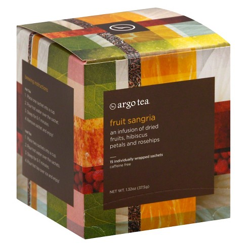 Argo Tea Fruit Sangria - 15ct - image 1 of 1