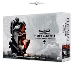 Games Workshop: Warhammer 40,000: Adepta Sororitas: Sisters of Battle