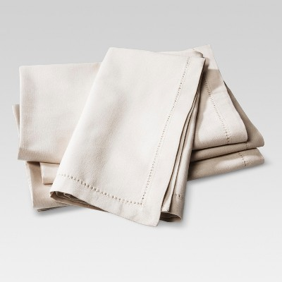 Napkins Set of 4 Neutral - Threshold™