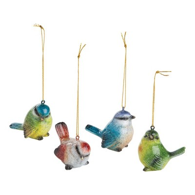Gallerie II Cozumel Mini Songbird Ornament A/4