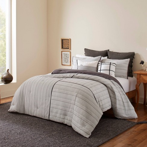 Full Queen Riad 24 Comforter Set Black