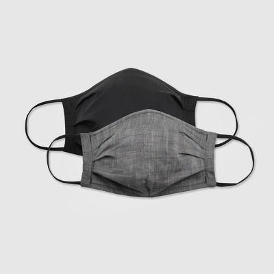 Women's 2pc Fabric Face Masks - Universal Thread™