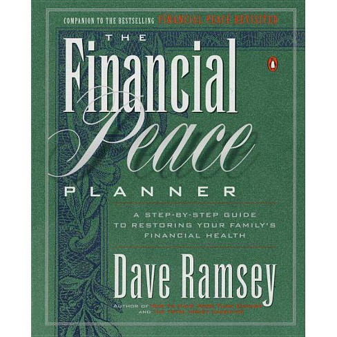 The Financial Peace Planner - by  Dave Ramsey (Paperback) - image 1 of 1