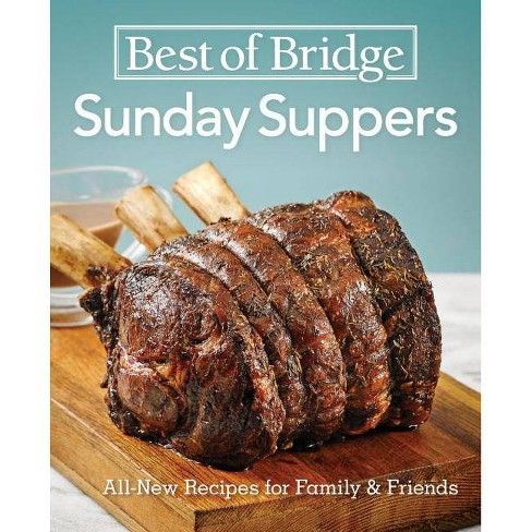 Best of Bridge Sunday Suppers - by  Elizabeth Chorney-Booth & Sue Duncan & Julie Van Rosendaal - image 1 of 1