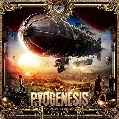 Pyogenesis - Kingdom To Disappear (CD) - image 1 of 1