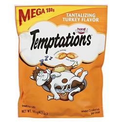 Temptations Classic Treats for Cats Tantalizing Turkey Flavor - 6.3oz