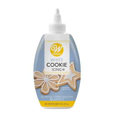 Wilton White Cookie Icing - 9oz - image 1 of 4