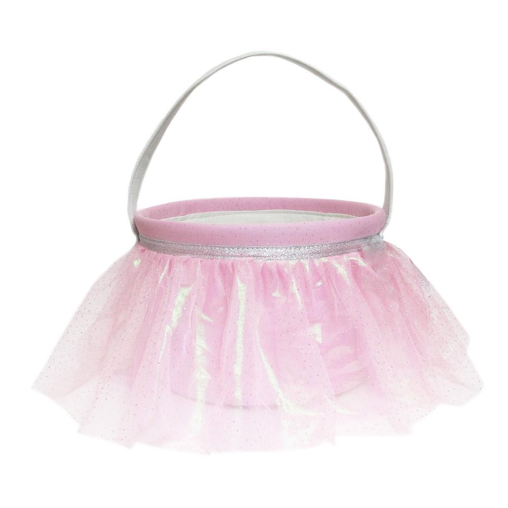 10 Easter Tutu Basket Pink - Spritz, Tutu Pink