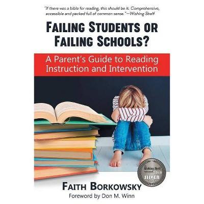 Failing Students or Failing Schools? - by  Faith Borkowsky (Paperback)