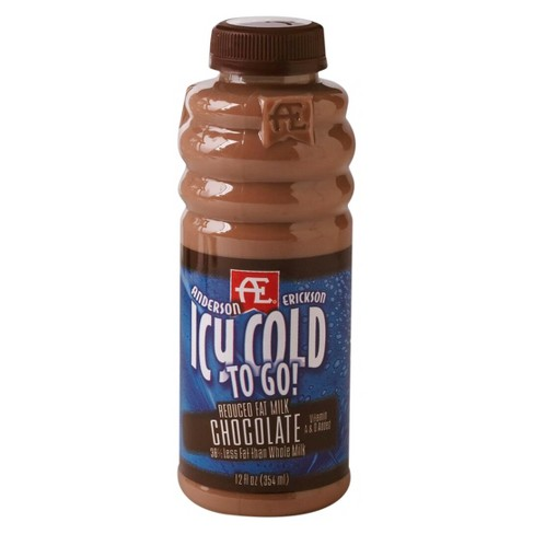 Anderson Erickson Reduced Fat Chocolate Milk - 12 fl oz - image 1 of 1