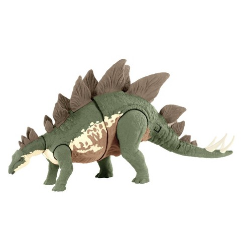 Jurassic World: Camp Cretaceous Mega Destroyers Stegosaurus Figure - image 1 of 4