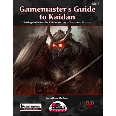 Gamemaster's Guide to Kaidan Hardcover