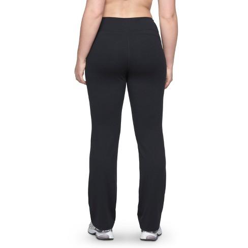 92da2bc1c55 Women s Plus-Size Freedom Straight Pants - C9 Champion® Black 4X ...