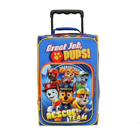 Nickelodeon PAW Patrol Kids' Suitcase - Blue - image 1 of 6