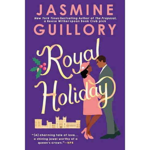 Royal Holiday - by  Jasmine Guillory (Paperback) - image 1 of 1