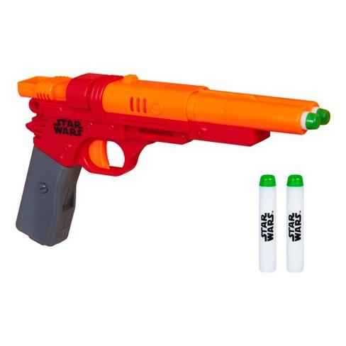 star wars nerf qi ra blaster target