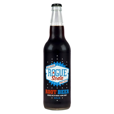 Rogue Root Beer - 22 fl oz Glass Bottle - image 1 of 1