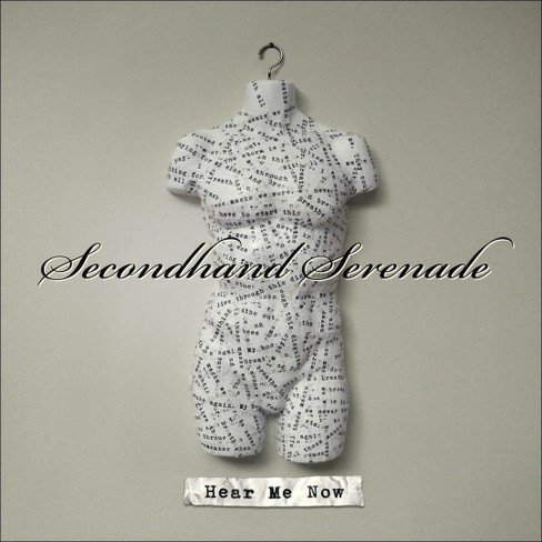 Secondhand Serenade - Hear Me Now (CD) - image 1 of 1