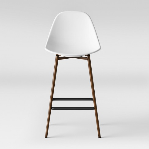 Copley Plastic Counter Height Barstool - Project 62™ - image 1 of 4