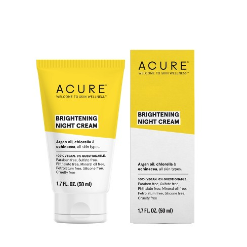 515afb751d7 Acure Brightening Night Cream - 1.7 Fl Oz   Target