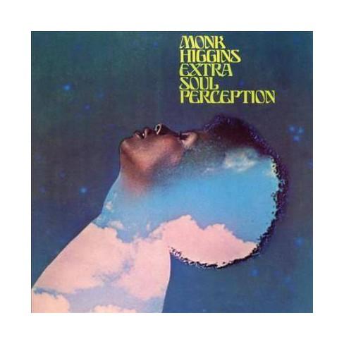 Monk Higgins - Extra Soul Perception (Translucent Blue) (Vinyl) - image 1 of 1
