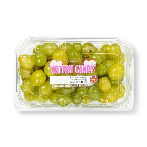 Cotton Candy Grapes - 1lb Package - image 1 of 1