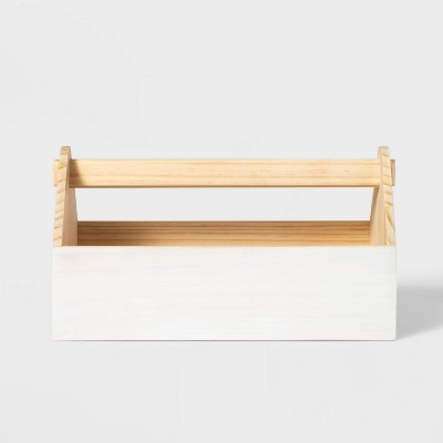 Wood House Caddy - Pillowfort™