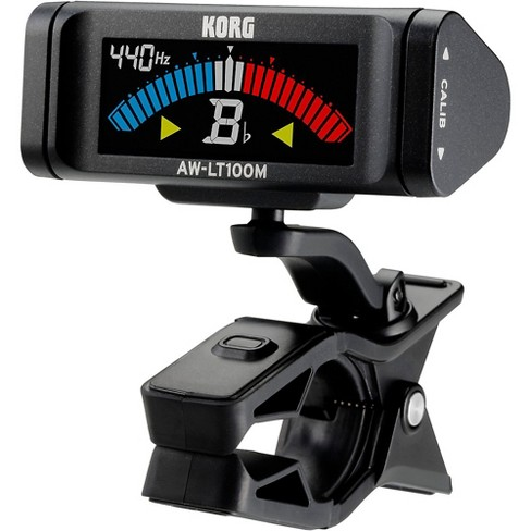 Korg Orchestral Clip-On Tuner with Metronome Black - image 1 of 4
