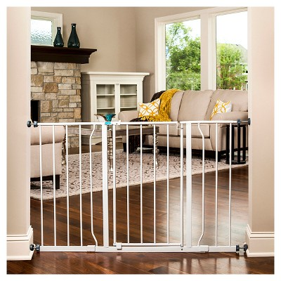 Regalo Easy Open Extra Wide Baby Gate : Target