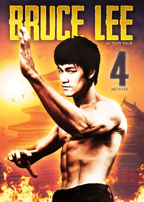 Bruce lee action pack (DVD) - image 1 of 1