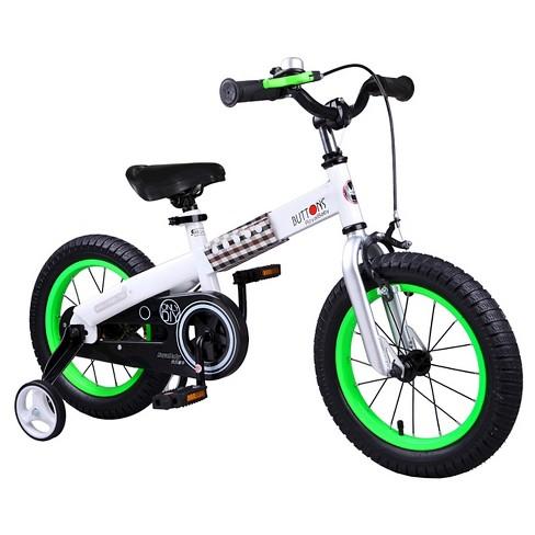 "RoyalBaby Kids Buttons 14"" BMX Bike - image 1 of 4"
