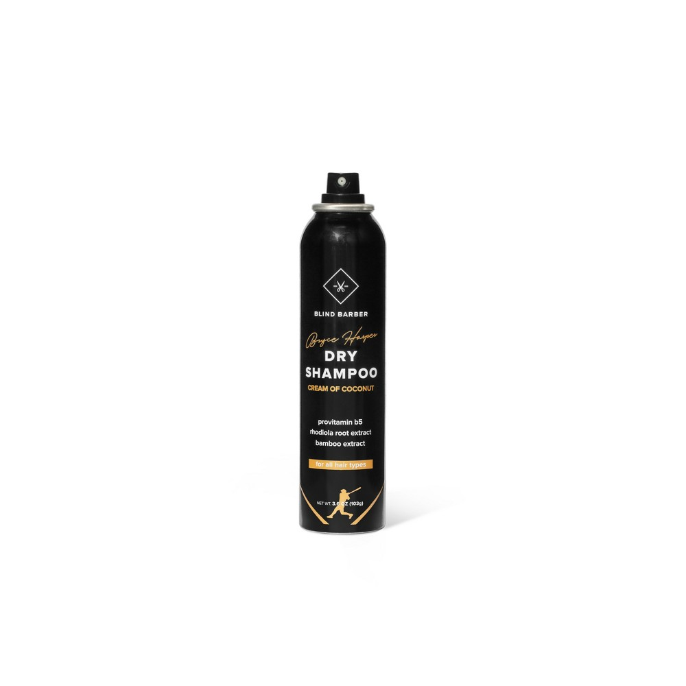 Image of Blind Barber By Bryce Harper Dry Shampoo - 3.6oz