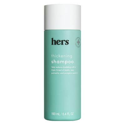 hers Thickening Hair Defense Shampoo - 6.4 fl oz