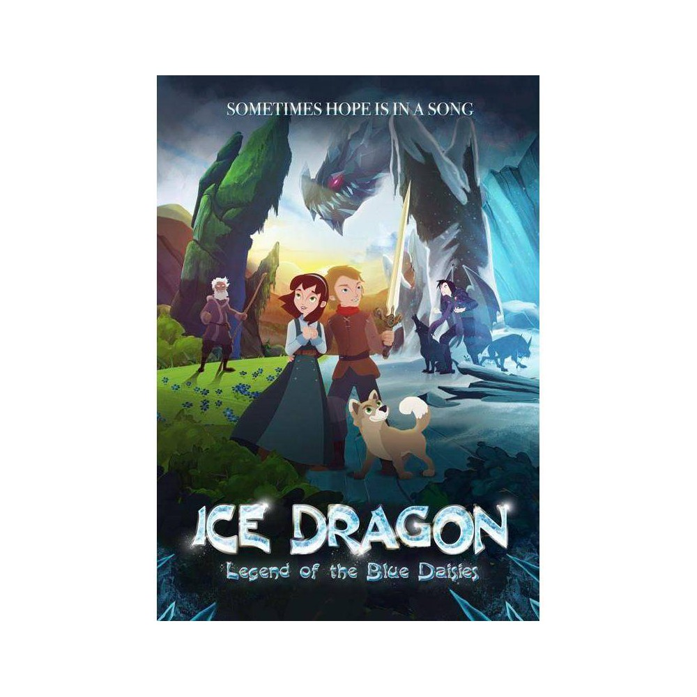 Ice Dragon Legend Of The Blue Daisies Dvd 2019