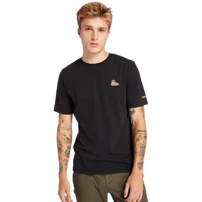 Timberland Men's Boot-Logo T-Shirt