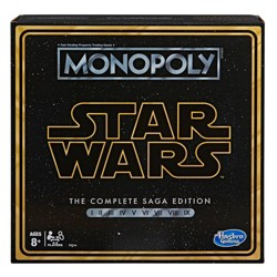Star Wars Skywalker Saga Monopoly