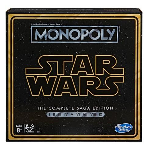 Star Wars Skywalker Saga Monopoly - image 1 of 4
